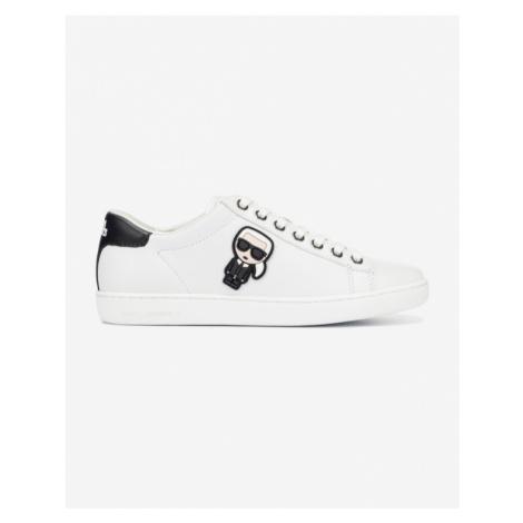 Karl Lagerfeld Tenisky Biela