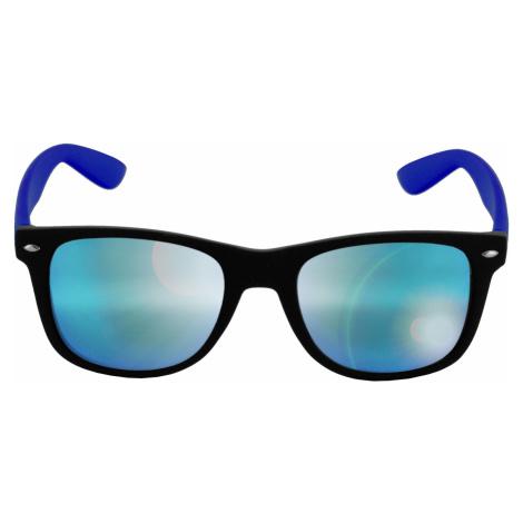 Unisex slnečné okuliare MSTRDS Sunglasses Likoma Mirror blk/royal/blue Pohlavie: pánske,dámske