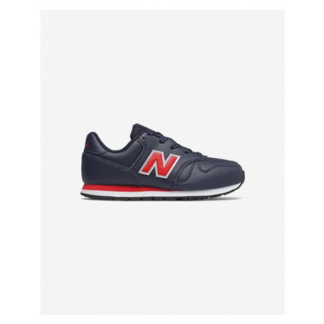 New Balance 373 Tenisky detské Modrá