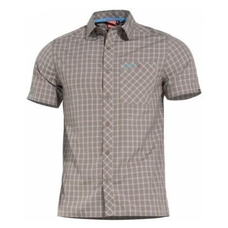 Košeľa s krátkym rukávom Scout QuickDry PENTAGON® TB checks