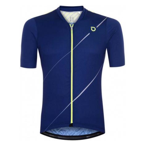 Briko FRESH GRANPH 4S0 modrá - Pánsky cyklistický dres