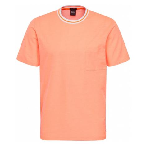 BOSS Tričko 'Tretend'  oranžová Hugo Boss