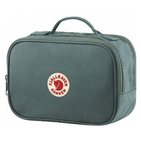 Fjällräven Kånken Toiletry Bag-One size tyrkysové F23784-664-One-size