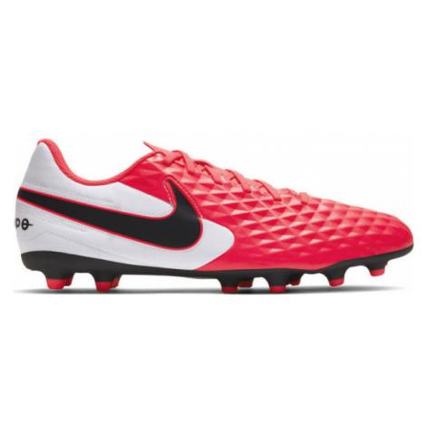 Nike TIEMPO LEGEND 8 CLUB FG/MG ružová - Pánske kopačky