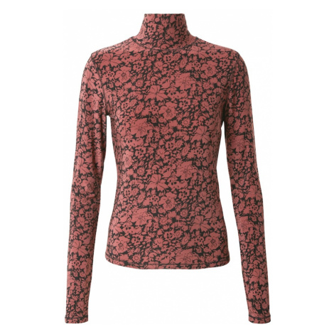 LEVI'S Tričko  čierna / rosé Levi´s