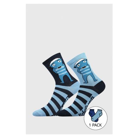 Detské ponožky Lichožrouti Hihlík Boma
