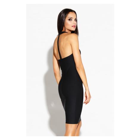 Čierne šaty Sitru Dursi