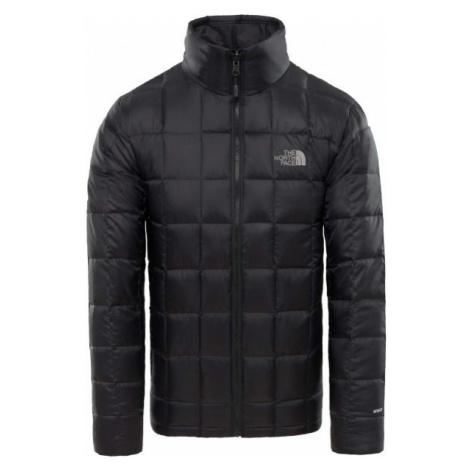 The North Face KABRU DOWN JACKET M čierna - Pánska zateplená bunda