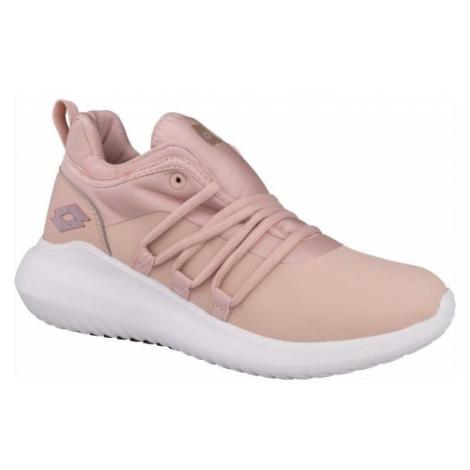 Lotto APP W1 svetlo ružová - Dámska obuv na voľný čas