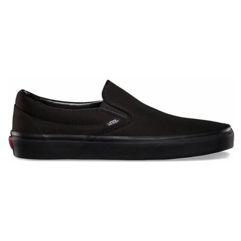 Vans Classic Slip-On Black Black-3.5 čierne VN000EYEBKA-3.5