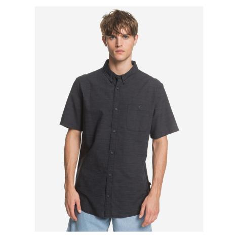 Firefall Košile Quiksilver Čierna