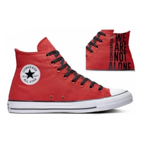 Converse CHUCK TAYLOR ALL STAR červená - Unisex členkové tenisky