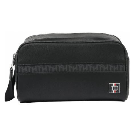 TOMMY HILFIGER Hygienická taška  čierna