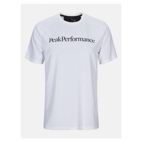 Tričko Peak Performance M Alum Light Short Sleeve