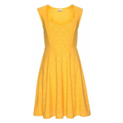 BEACH TIME Letné šaty  žltá Beachtime