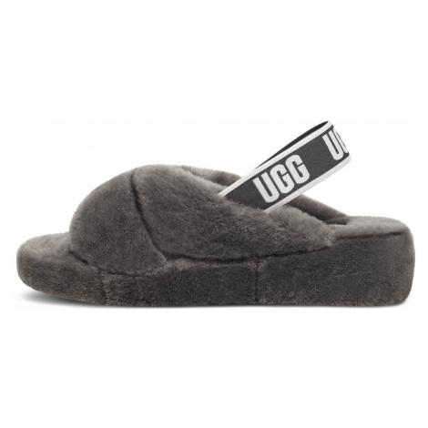 UGG Sandále  sivá