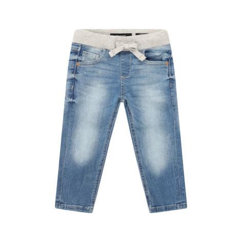 Guess Džínsy N02A01 D3XL0 Modrá Slim Fit