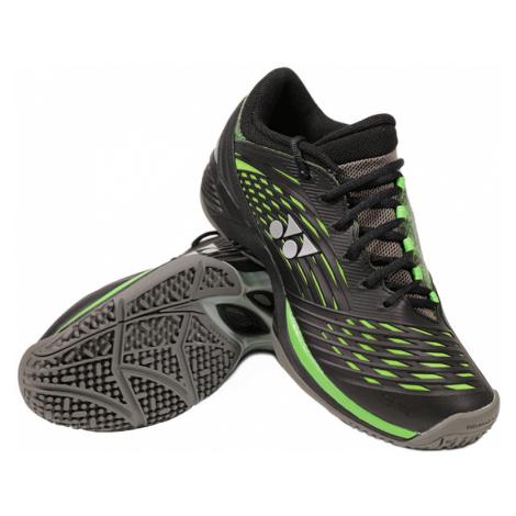 Pánska tenisová obuv Yonex PC Fusionrev 2 Clay Black