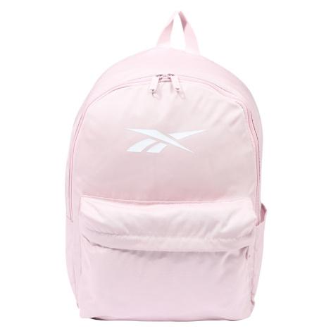 Reebok Sport Športový batoh  ružová / biela