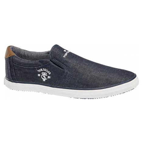 Tom Tailor - Slip-on vychádzková obuv