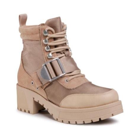Šnurovacia obuv Jenny Fairy WS5171-05 Látka/-Materiál