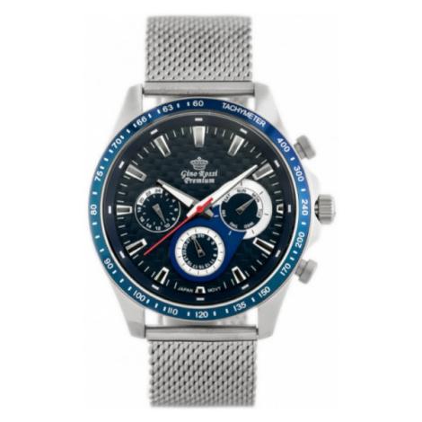 Elegantné pánske hodinky Gino Rossi PREMIUM S523B-6C1