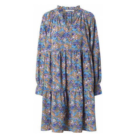 Love Copenhagen Šaty 'Fuma'  žltá / modrá / fialová
