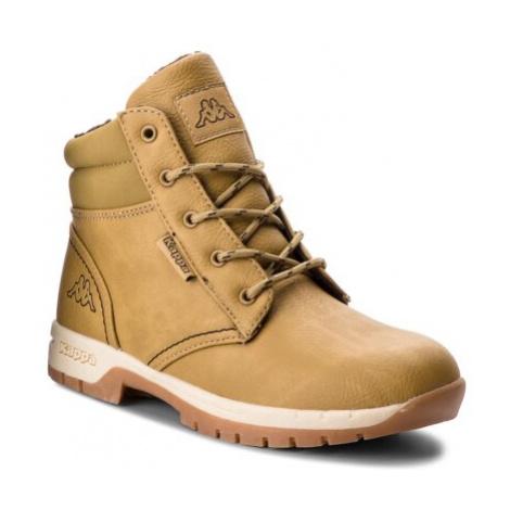 Šnurovacia obuv KAPPA Cammy Fur K 260637K Imitácia kože/-Imitácia kože