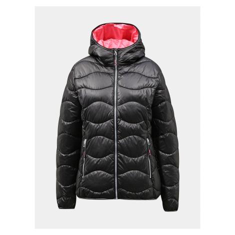 Čierna dámska zimná bunda SAM 73