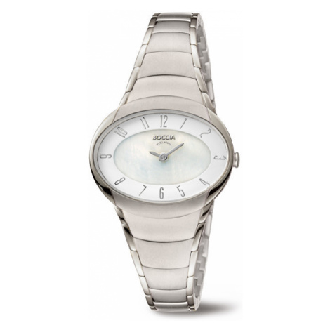Dámske hodinky Boccia Titanium