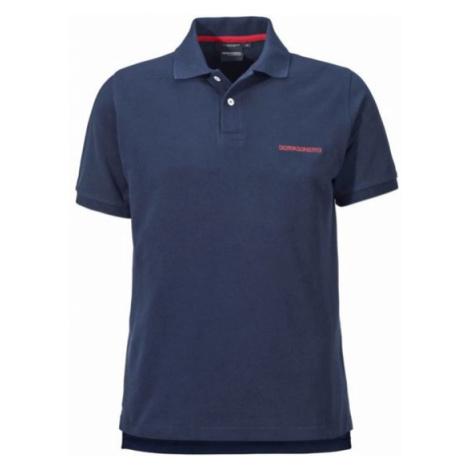 Tričko D1913 WILLIAM 500337-039 tmavo modrá