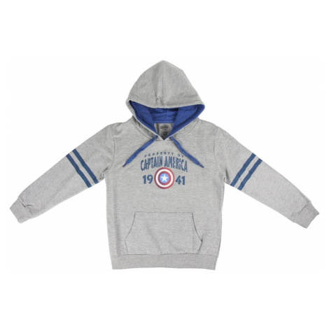 HOODIE COTTON BRUSHED AVENGERS