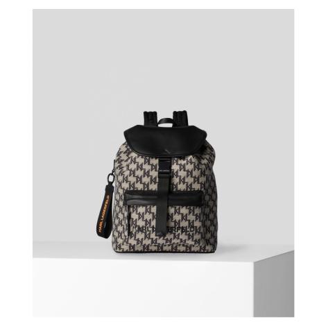 Batoh Karl Lagerfeld K/Monogram Jakard Backpack