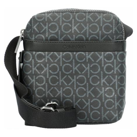 Calvin Klein čierna pánska taška Reporter WP/CKT