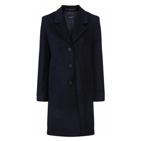 SELECTED FEMME Prechodný kabát  čierna