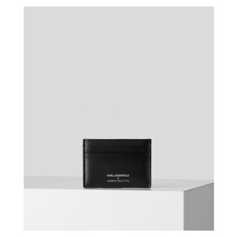 Púzdro Na Platobné Karty Karl Lagerfeld Klxav Card Holder