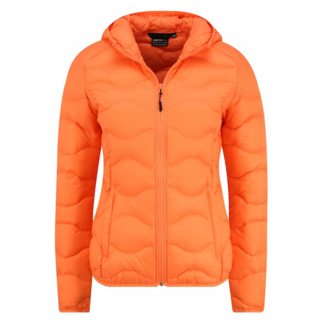 ICEPEAK Športová bunda 'ICEPEAK AYNOR'  marhuľová