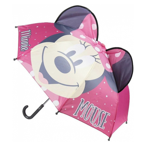 Dievčenské dáždnik Minnie Mouse Disney