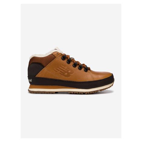 754 Kotníková obuv New Balance Hnedá