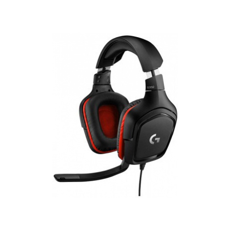Headset Logitech G332 Gaming Leatheratte