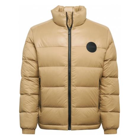 HUGO Zimná bunda 'Biron2041'  béžová Hugo Boss