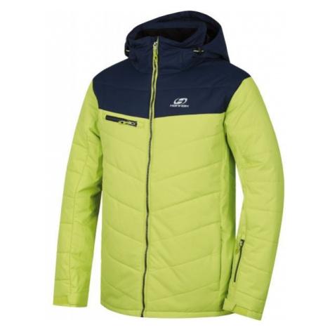 Hannah EPICON svetlo zelená - Pánska lyžiarska bunda