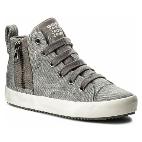 Outdoorová obuv GEOX - J Alonisso B. B J722CB 00010 C1006 S Grey