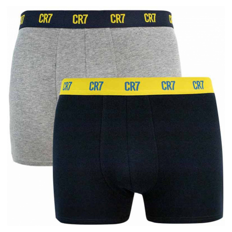2PACK men's boxers CR7 multicolored (8302-49-2725)