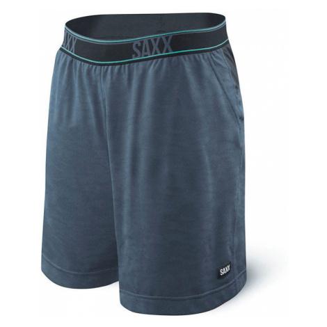 Saxx Legend 2N1 Shorts Gray Camo-XXL šedé SXEL30GRC-XXL