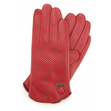 Červené dámske rukavice Wittchen