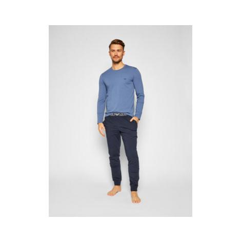Emporio Armani Underwear Pyžamo 111789 0A720 16490 Tmavomodrá