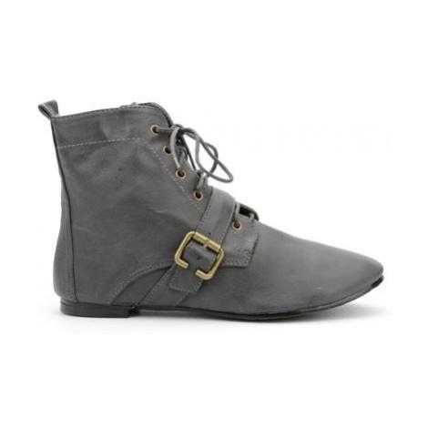 Dámske elegantné topánky - Gris
