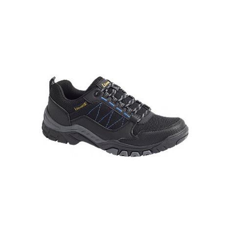 Čierna outdoorová obuv Landrover