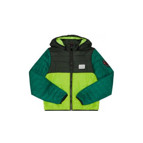 LEGO Wear Vatovaná bunda LwJoshua 606 22922 Zelená Regular Fit